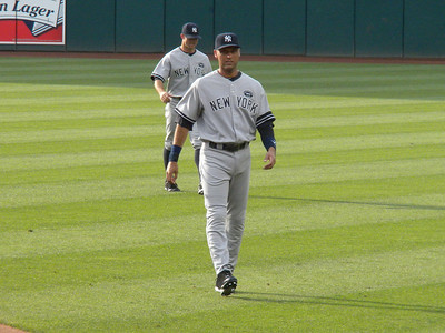Derek Jeter and Brett Gardner