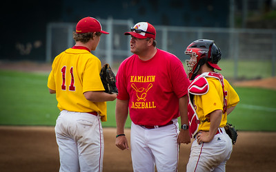 baseball conversation on the pitchers mound