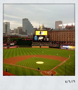 Baseball Stadium #5