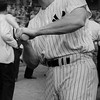 Mickey Mantle Playing For NEW YORK YANKEES In 1962