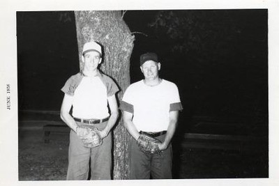 Two Young Men (01046)
