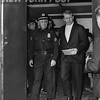 Mickey Mantle leaves Yankee Stadium for the last time as a player