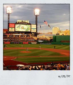 Baseball Stadium #11