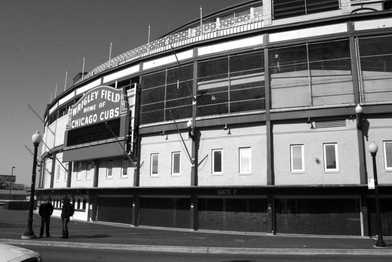 Wrigley Field, Chicago IL