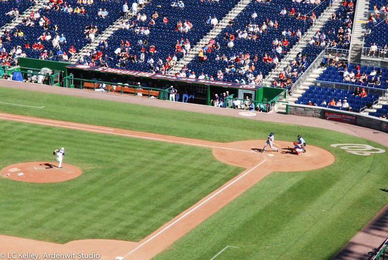 Swing and... (Mets-Nationals, 2010)