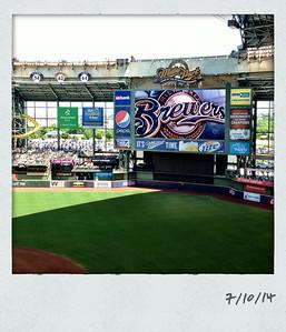 Baseball Stadium #14