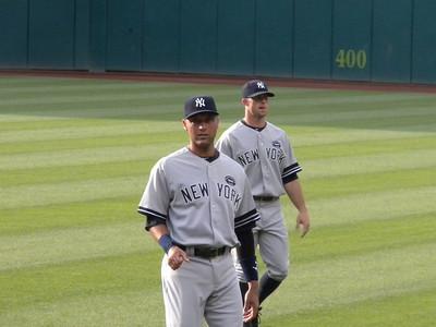 Derek Jeter & Brett Gardner