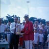 Man Receiving a Trophy V (01052)