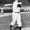 Bob Elliot Swinging Hit Bat 1952