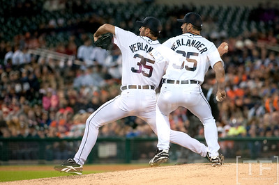 MLB: Chicago White Sox at Detroit Tigers 4/22/14
