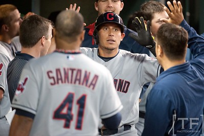 MLB: Cleveland Indians at Detroit Tigers 7/18/14