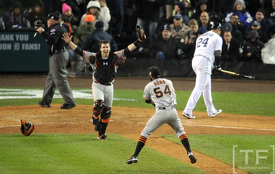 World Series Game 4: San Francisco Giants at Detroit Tigers 10/28/12