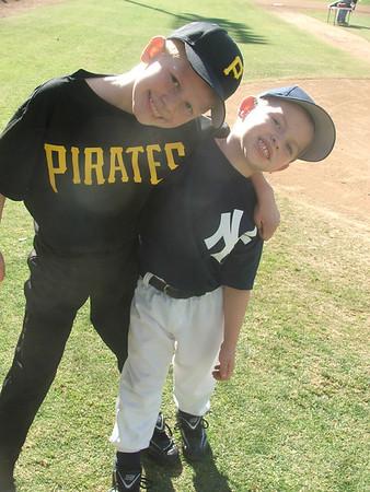Baseball 2012 - Yankees and Pirates
