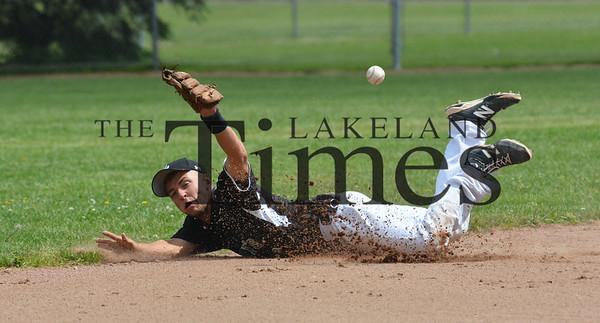 6-21-15 Legion Baseball vs. Chequamegon