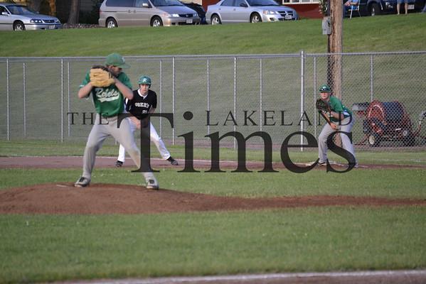 Legion Baseball at Rhinelander