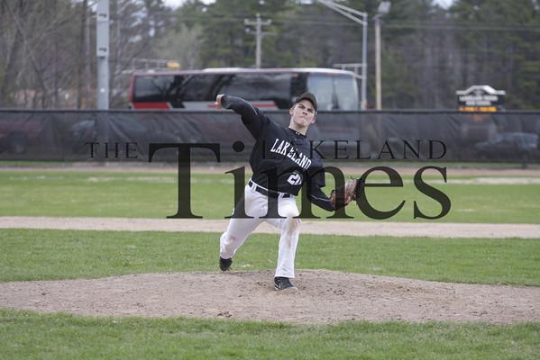 Baseball vs Medford from May 15