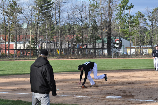 Baseball vs. Mosinee