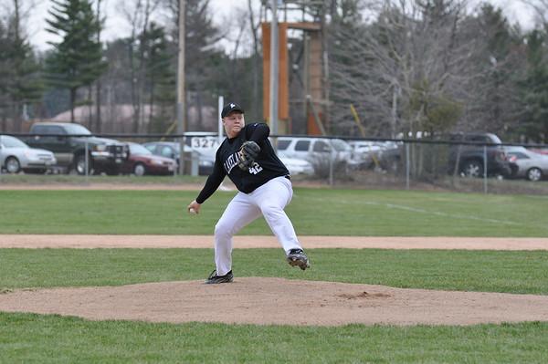 Baseball vs. Wittenburg Birnamwood
