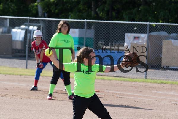 Girls Fast Pitch Softball