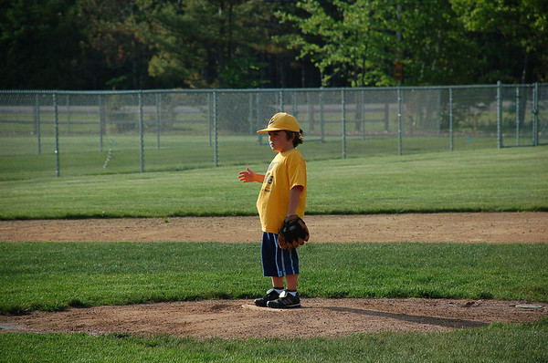 Little League Coach Pitch 6-5