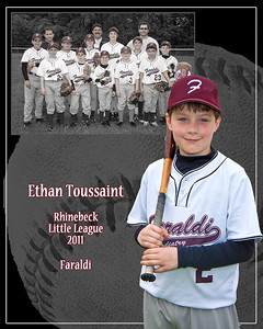 RLL Ethan Toussaint Partial BW
