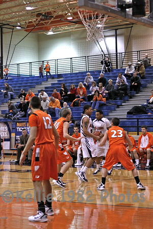 MNHS MVBB vs Rockwall 1-11-11