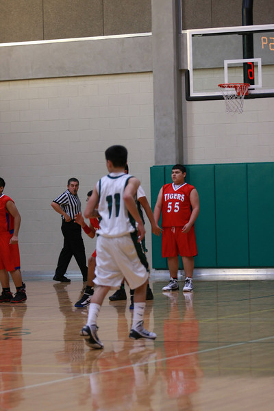 SW Freshmen vs Laredo Martin