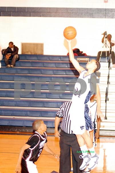 Basketball 2007 - 2008