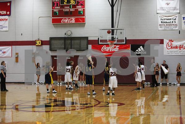 Cumberland University vs BMC Womens Basketball