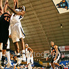 Milligan ETSU East Tennessee State University Basketball College 11-01-08 11/01/08 exhibition
