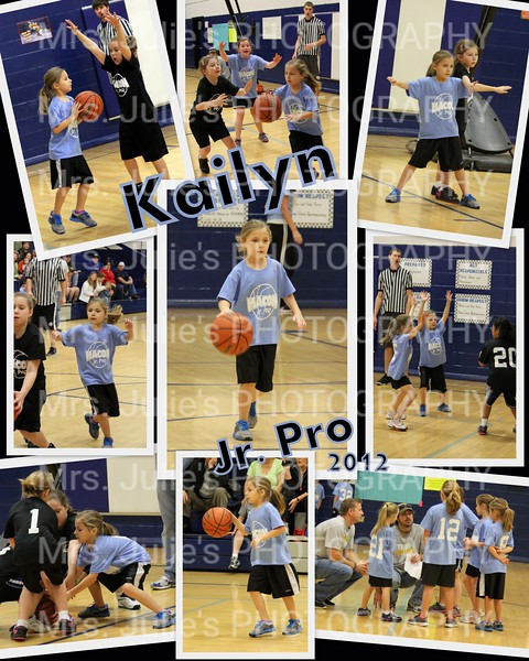I can make a collage of your child's action shots.   The price is $25 for an 8x10.   Call me if you are interested.