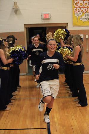 KHS Varsity girls vs S Fulton 12-1-2011