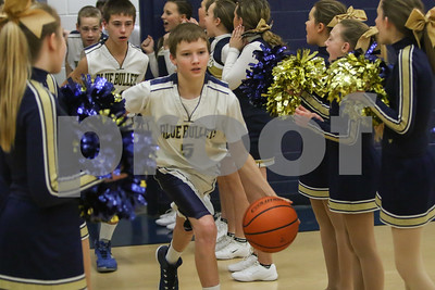 kjhs 8th grade vs monmouth 12-15-2014