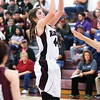 Star Photo/Bryce Phillips<br /> Unaka's Erika Potter releases a mid-range jumper.