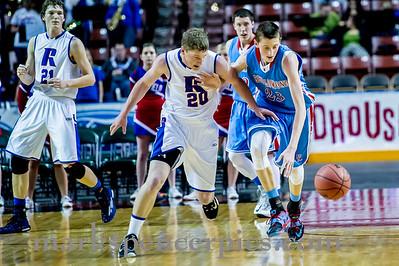 Basketball Ben Lomond vs Richfield 2-27-2015