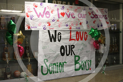 Senior night/LV 2-16-13