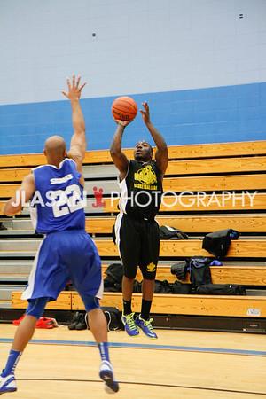 Basketball Championship: Alphas