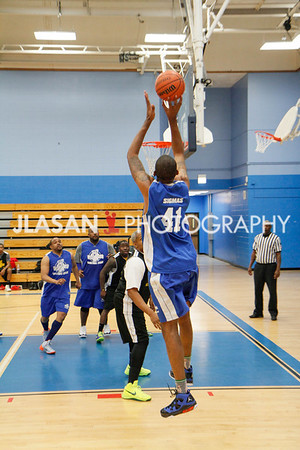 Basketball Championship: Sigma Team