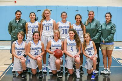 Ransom Everglades 2016-2017 Girls' Basketball