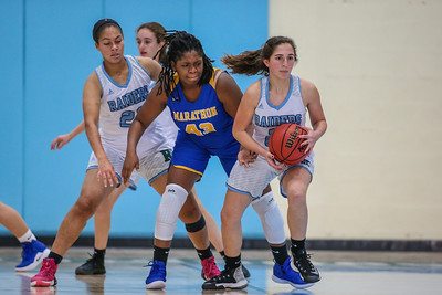 2018 Ransom Everglades vs. Marathon. Girls Basketball