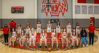 Basketball - Girls Varsity Team 2020-2021-6