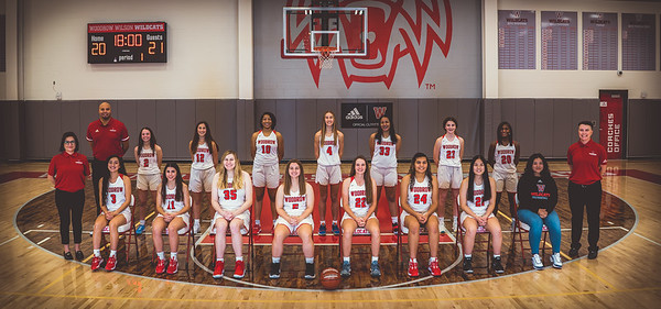 Basketball - Girls Varsity Team 2020-2021-5