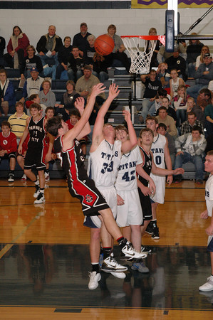 Basketball HTRS vs PC 2011