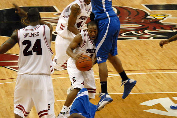 Basketball: Kentucky @ South Carolina 2009