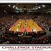 Challenge Stadium is a sea of red as the Wildcats go head to head with the Melbourne Tigers. An awesome win to the Perth Wildcats to secure a home final defeating the Tigers 100 - 86. 14th February 2009.