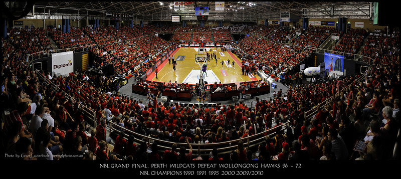 "The Night we will remember for a VERY long time! If you are a true Wildcats fan how can you not have this hanging on your wall!<br /> More information at  <a href=""http://www.glphoto.com.au"">http://www.glphoto.com.au</a> on how you can obtain one of these!"