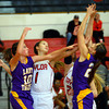 12-13-13   ---  Northwestern HS vs Taylor HS Girls Basketball<br /> <br />   KT photo | Tim Bath
