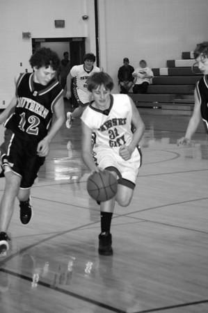Basketball PC vs Southern 2012