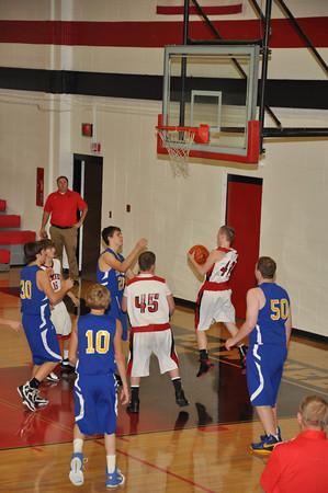 Basketball PC vs Tri County 2012