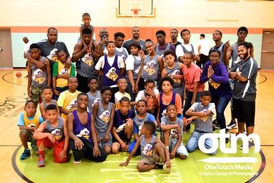 West End Baptist Church Basketball Team Photos